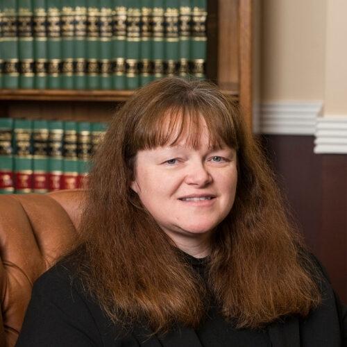 Megan Abbott, local Associate Attorney