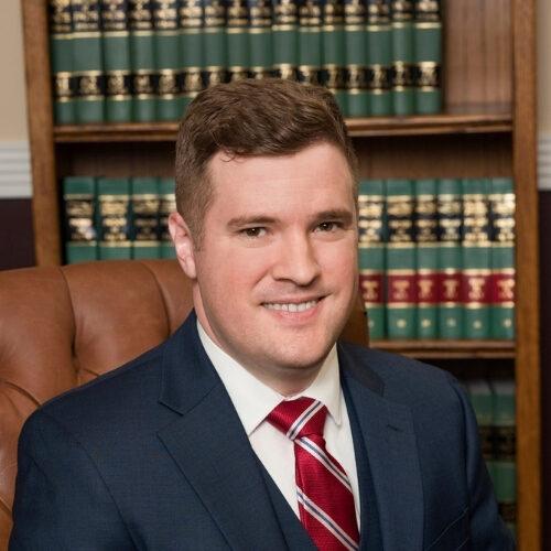 James Boyd, Associate Attorney for Yonas & Phillabaum